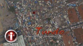 Download I-Witness: 'Kaharian ng Tundo,' dokumentaryo ni Sandra Aguinaldo (full episode) Video
