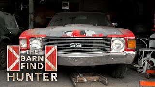 Download Muscle Car Dreamland in rural Georgia | Barn Find Hunter - Ep. 1 Video