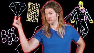 Download Could Superman Make Diamonds with His Bare Hands? | Because Science w/ Kyle Hill Video