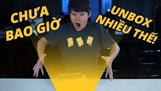 Download CHƯA BAO GIỜ UNBOX NHIỀU THẾ NÀY!!! Video