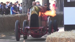 Download Goodwood Festival of Speed 2018: Best of Day 4 - Hillclimb Starts, Burnouts & Fly Bys! Video