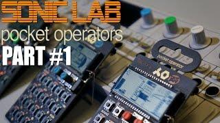 Download Teenage Engineering Pocket Operators - Part 1 Video