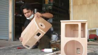 Download Assemble speaker 10 inch ประกอบตู้ PS 10 นิ้ว Video