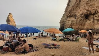 Download Carvalho Beach Summer 2018, Our First Visit, Cliffjumping, More to Come!! The Algarve, Portugal Video