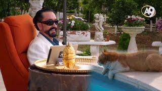 Download Adnan Oktar'ın havuz başındaki canlı yayını Video