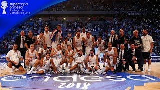 Download El Real Madrid conquista la #SupercopaEndesa Video