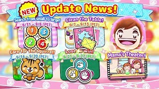 Download Challenge Games added each week! Cooking Mama Let's Cook Video