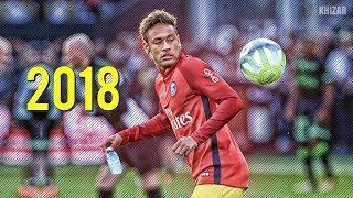 Download Neymar Jr ● Best Freestyle Skills in PSG 2017/18   HD Video