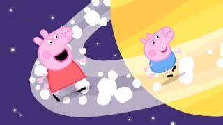 Download Peppa Pig English Episodes - Peppa Blasts into Space! Peppa Pig Official Video