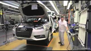 Download Audi A3 Production, Ingolstadt plant Video
