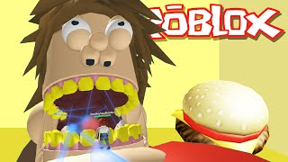 Download Roblox Adventures / Escape the Giant Fat Guy Obby / Evil Fat Guy Wants to Eat Me! Video