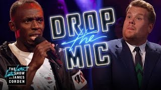 Download Drop the Mic w/ Usain Bolt Video