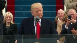 Download How are Americans responding to Trump's inaugural address? Video