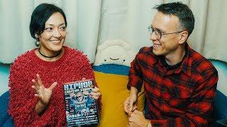 Download Japonka, która napisała książkę o polskim hip-hopie! Video