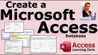 Download Create a Database in Microsoft Access 2013 for Beginners Video