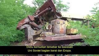 Download Bencana Reaktor Nuklir Terburuk (Sejarah kota Pripyat - Ukraina) menjadi kota mati Video