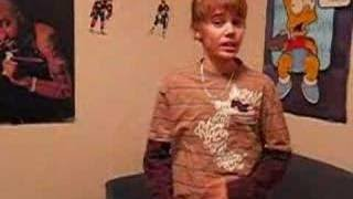Download With You - Chris Brown Cover - Justin singing Video