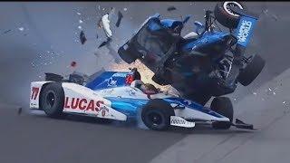 Download TERRIFYING Motorsport Crash Compilation | NO FATAL | *Pure Sound* | 2017 Video