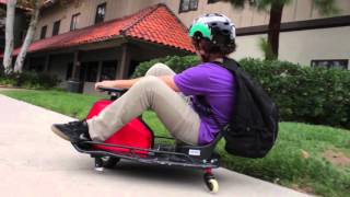Download Crazy Cart Video 14 - Morning Commute w/ Trevor Navarre [HD] Video