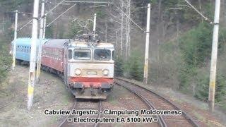 Download Cabview M502: Vatra Dornei - Mestecanis - Campulung Moldovenesc [EA 5100 kW] Video