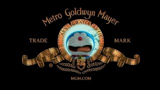 Download MGM Logo - Doraemon ドラえもん DORAemon 机器猫 哆啦A夢 도라에몽 डोरेमोन ডোরেমন (doremon) Doraemon el gato cósmico Video