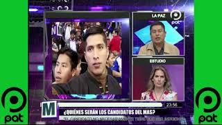 Download ¿Quiénes serán los candidatos de MAS? Podrán participar, pero sin postular a EVO ni a ÀLVARO Video