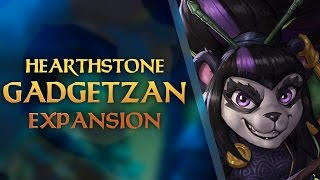 Download Mean Streets of Gadgetzan - Hearthstone Expansion Video