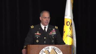 Download AUSA Sustainment Hot Topic - Lt. Gen. Gustave Perna - Army G-4 Video