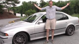 Download Review: A One-Owner 2002 BMW M5 Video