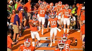Download Clemson Tigers Pump-Up 2018-19 Season '' What Ever It Takes'' Video