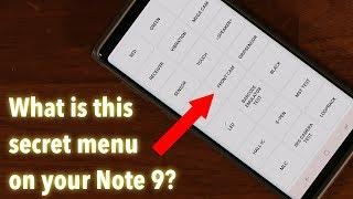Download Samsung Galaxy Note 9: 5 Actual Hidden Tips + ONE SUPER SECRET Feature Video
