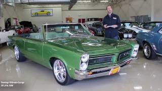 Download 1965 PONTIAC GTO PRO-TOURING for sale with test drive, driving sounds, and walk through video Video