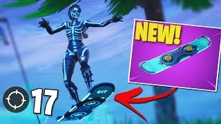 Download *NEW* DRIFTBOARD IS HERE! INSANE 17 KILL GAME - EXPLOSIVES ONLY Video