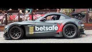 Download Jens Byggmarks Gumball 3000 BMW Z4 GT3 - BRUTAL REVS Video
