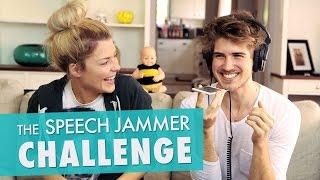 Download SPEECH JAMMER CHALLENGE w/ JOEY GRACEFFA // Grace Helbig Video