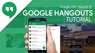 Download So funktioniert Google Hangouts | Das Große Tutorial (Google Life #12) Video