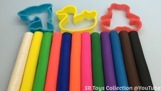 Download Play & Learn Colours with Play Dough Fun and Creative for Children and Kids Video