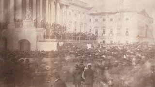 Download The first known presidential inauguration photo Video