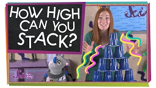 Download How High Can You Stack? Video