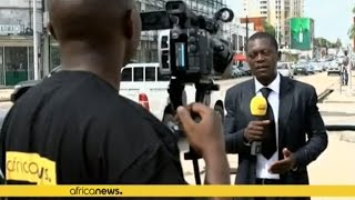 Download Africanews: launch of the world's first pan-African news channel Video