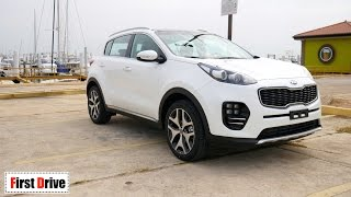 Download First Drive - KIA Sportage GT 2017 Video