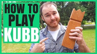 Download How to Play Kubb Lawn Game | Rules, Strategy and More Video