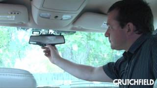 Download OnStar FMV Rear-View Mirror Review | Crutchfield Video Video
