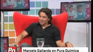 Download Marcelo Gallardo en Pura Quimica (13-11-2012) Video