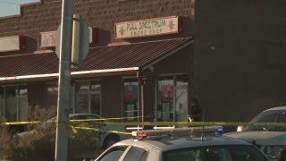 Download Dead robber's widow sues shop clerk Video