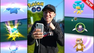 Download * GENERATION 5 * IS HERE AND WE'RE GRINDING IT! (Pokémon GO) Video