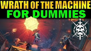 Download Destiny: Wrath of the Machine FOR DUMMIES! | Complete Raid Guide and Walkthrough Video