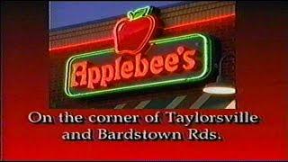 Download Applebee's Commercial (1995) Video