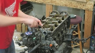 Download Turbo Minivan Engine Tear-down Video