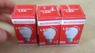 Download Обман - светодиодные лампы Экономка ″6 Ватт″ Video
